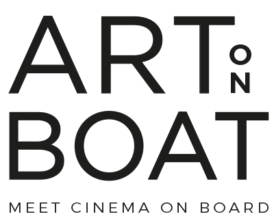 Logo Art On Boat